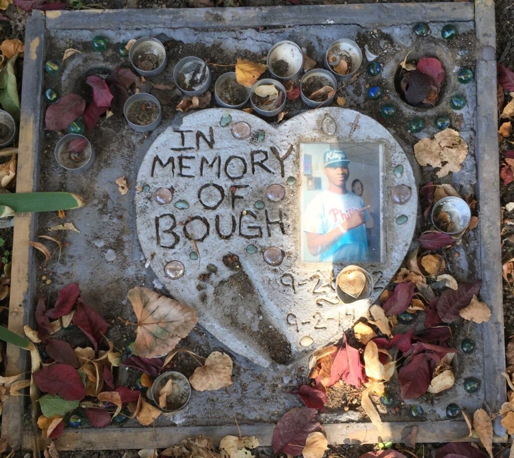 in memory of bough