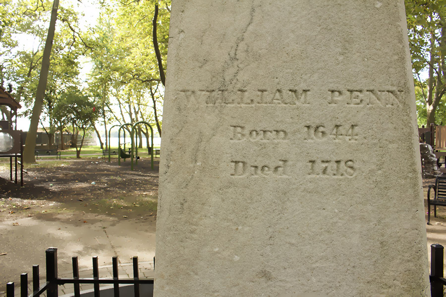 Penn Society Obelisk (close)